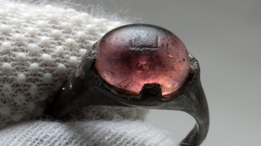 Researchers discover 'For Allah' inscription on mysterious Viking ring
