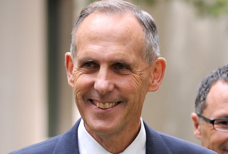 Greens senator Bob Brown. (AAP)