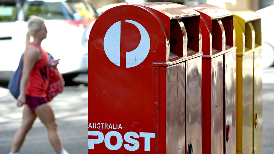 Australia Post opens first US office to give Aussies US shipping address