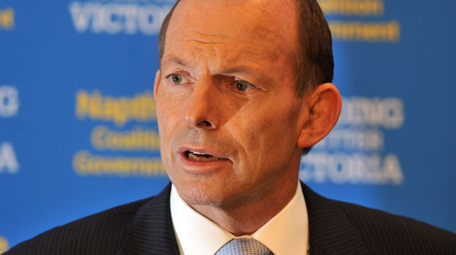 Abbott more popular than Keating, Gillard