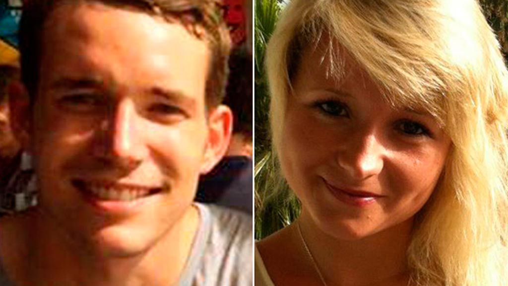 Two Burmese men sentenced to death for murders of Britons David Miller and Hannah Witheridge on Thai island