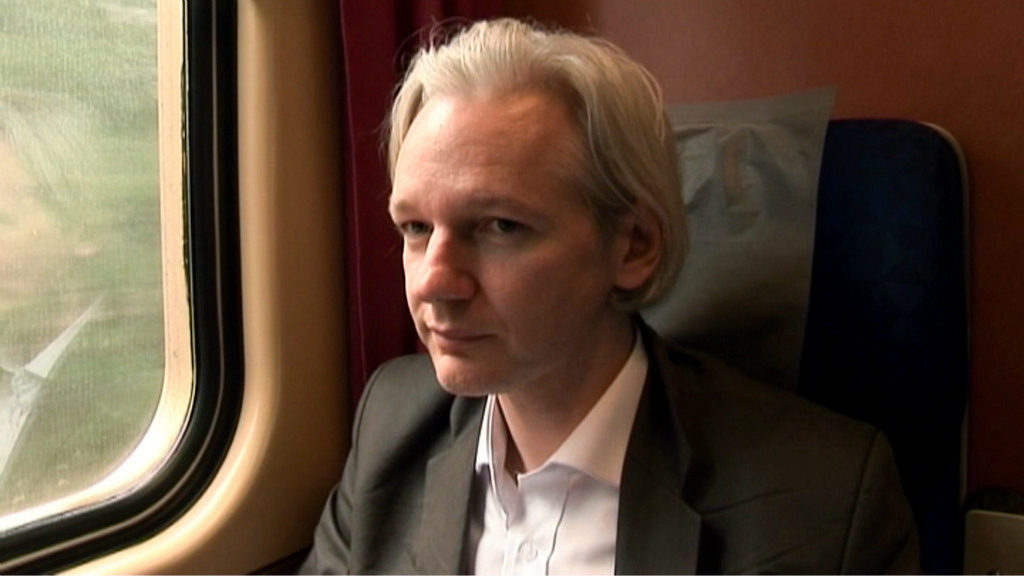 A supplied image of Wikileaks founder Julian Assange. (AAP Image/Supplied by UPI Media, Focus Features)