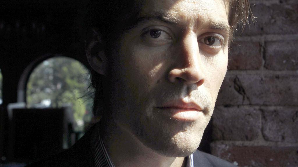 Murdered journalist James Foley.