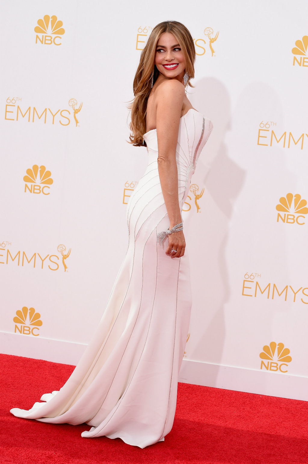 Sofia Vergara, from Modern Family. (Getty Images)