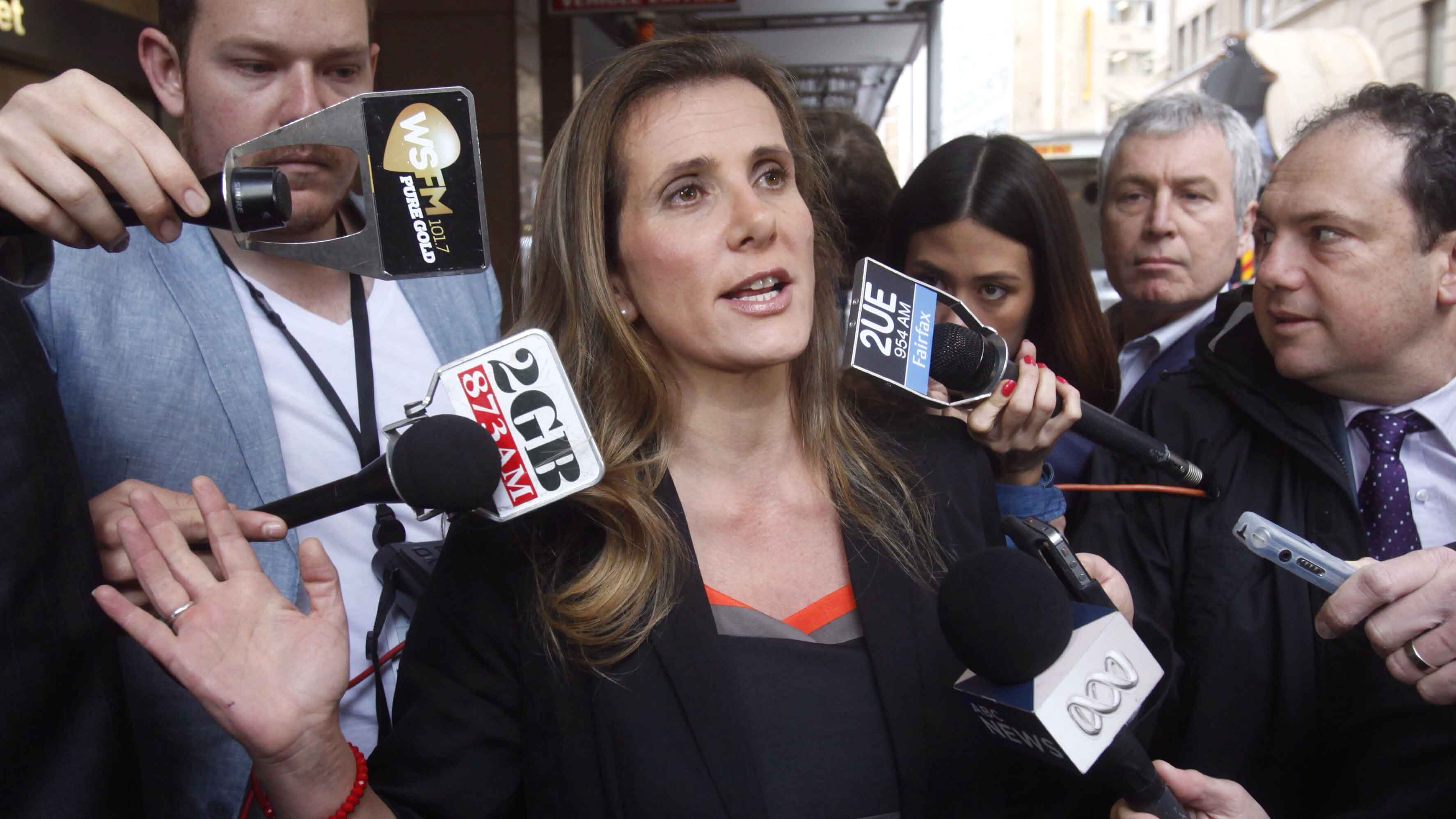 Former union boss Kathy Jackson ordered to pay HSU more money