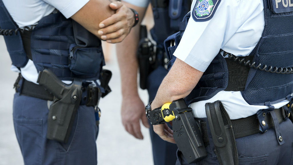 Queensland officer stood down amid excessive force allegations