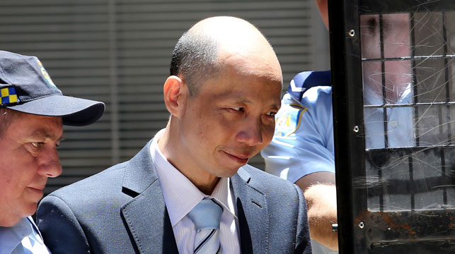 Xie granted conditional bail ahead of retrial for Lin family murders