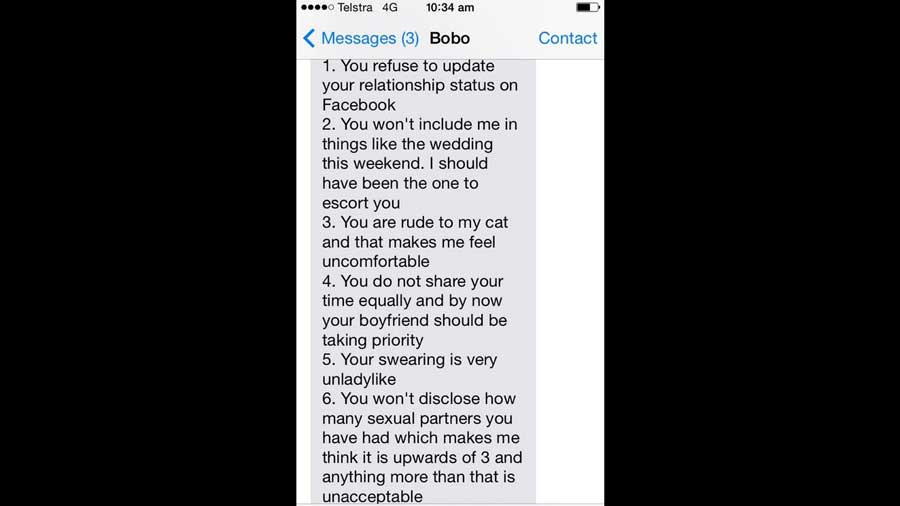 Sydney woman defends her cat hatred after break-up text goes viral