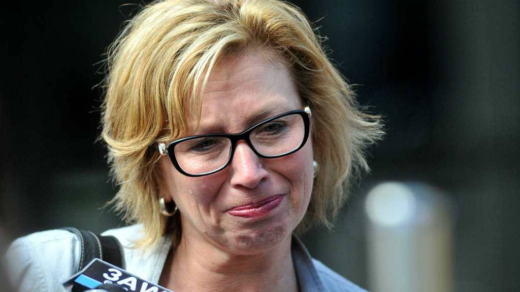 'I didn't know Greg was capable of killing': Rosie Batty breaks down at inquest into son's death