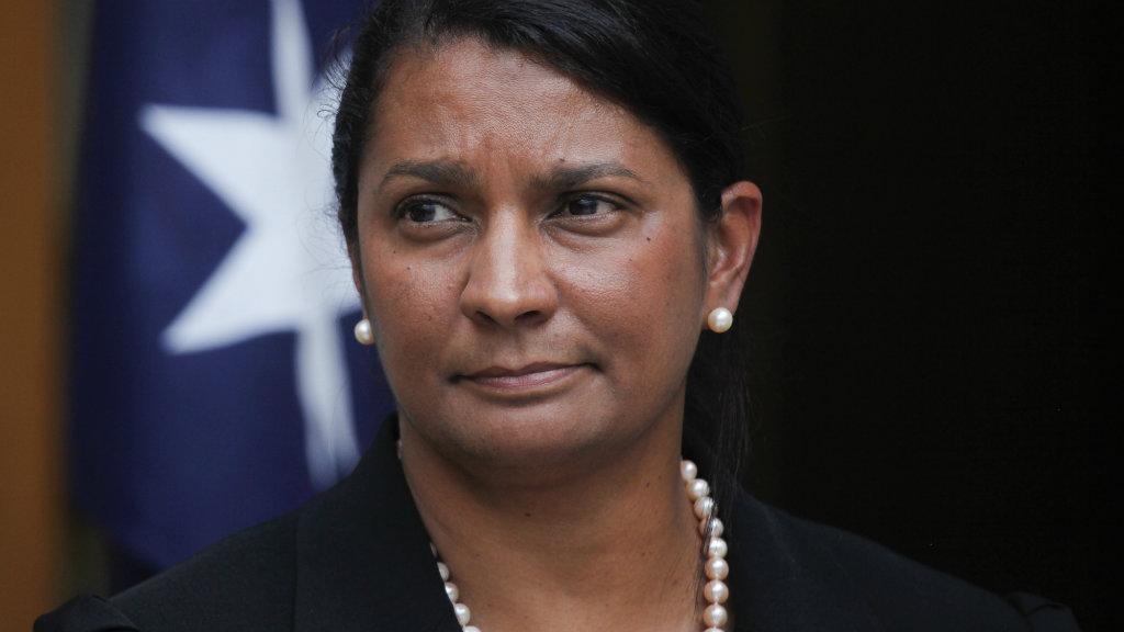 Senator Nova Peris. (AAP)