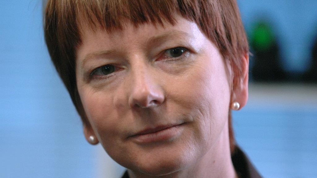 Julia Gillard sported a pixie cut in 2007. (AAP)