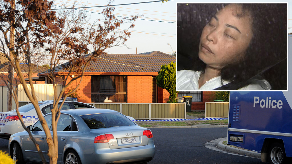Woman who murdered ex-partner's wife and grandson with garden shears at Albanvale home sentenced to life in jail