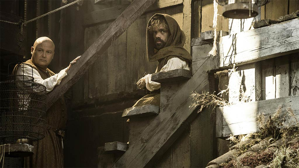 Four episodes of Games of Thrones' new season leaked online