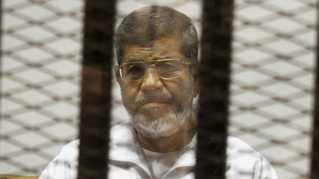 Former Egyptian president Mohamed Morsi receives first final prison sentence