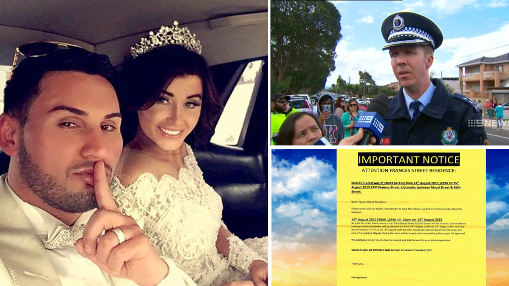 Fake flyer distributed to residents before street shut down for lavish wedding of local mayor