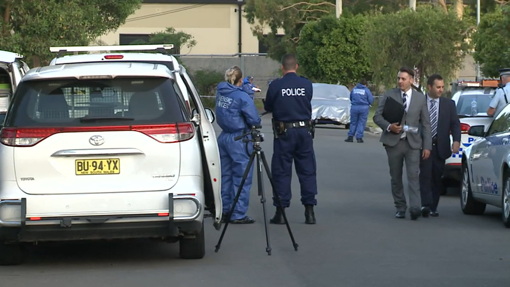 A 35-year-old man has died after he was stabbed during a fight in Fairfield East. (9NEWS)