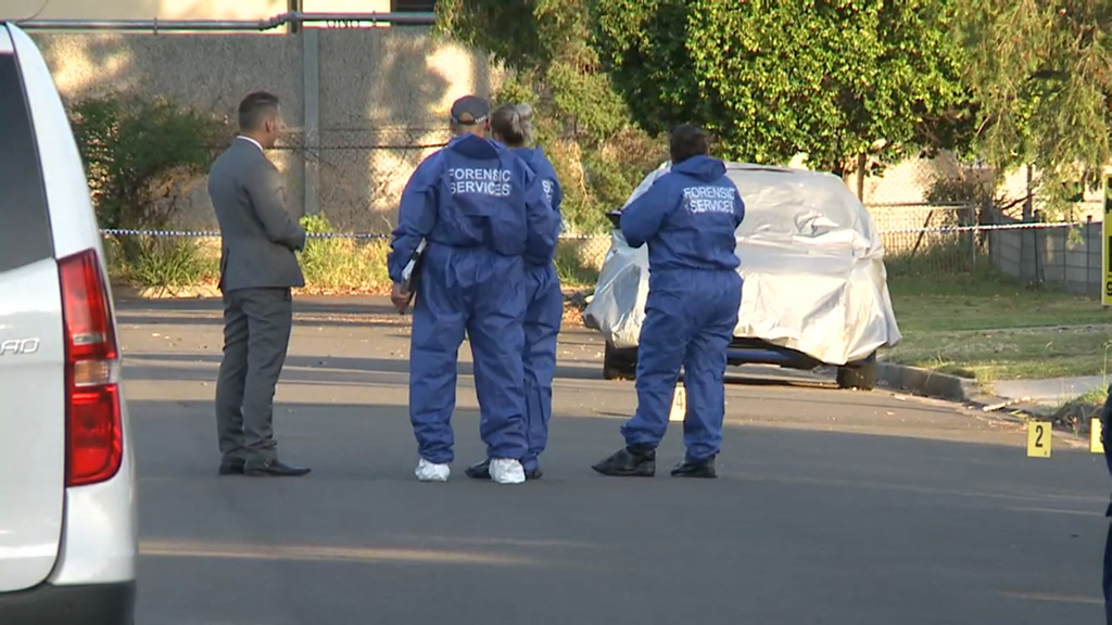 The victim was rushed to hospital in a critical condition and later died from his injuries. (9NEWS)