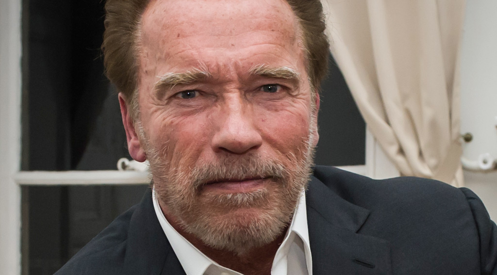 Arnold Schwarzenegger doesn't care if you don't believe in climate change