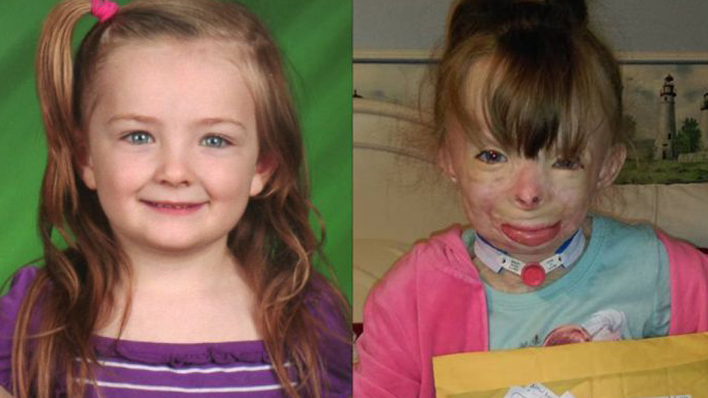 Young girl inundated with Christmas cards after public appeal now off to Disney World