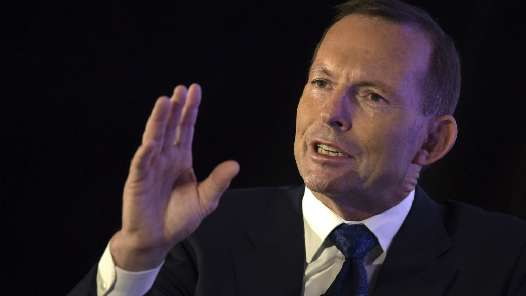 Report claims Tony Abbott wants to be Prime Minister again