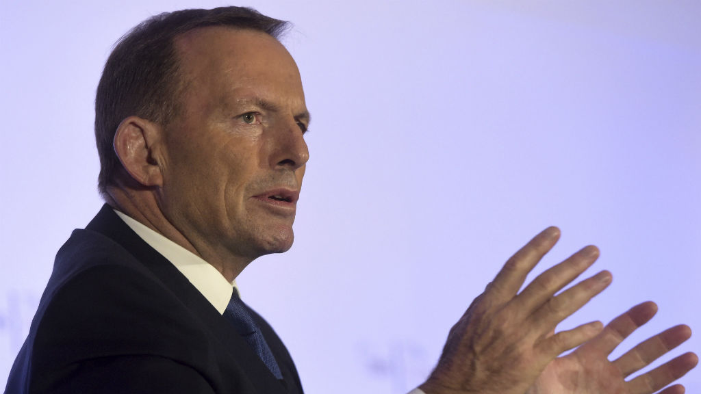 Tony Abbott urges Oxford to keep statue of African colonialist