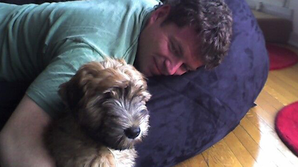 US television personality Dave Holmes pens heartfelt essay to beloved dog