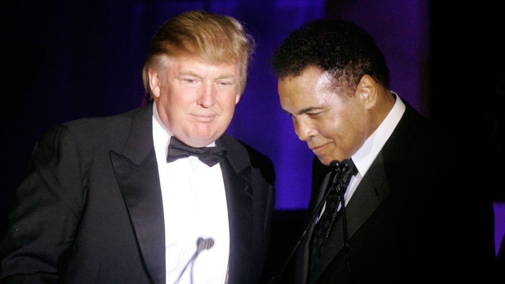 Muhammad Ali pulls no punches in schooling Donald Trump over the true meaning of Islam