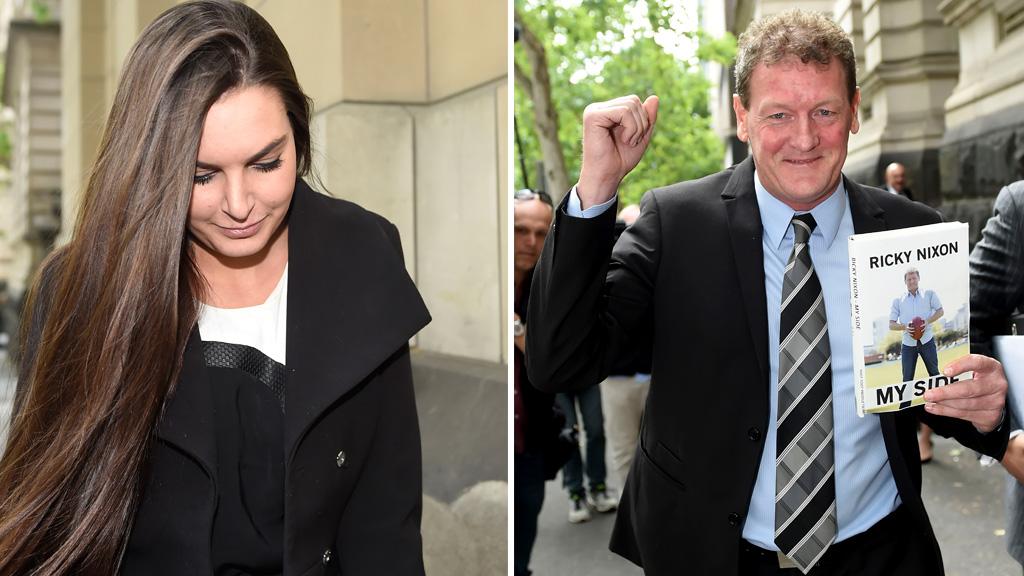 Disgraced former AFL agent Ricky Nixon accused of kicking 'St Kilda schoolgirl'