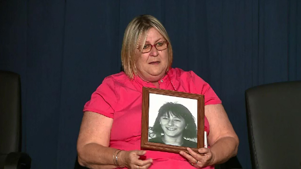 Jenny Bird has spoken out against the release of the man believed to be behind her daughter's murder. (9NEWS)