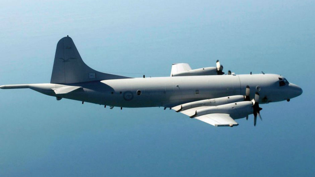 RAAF plane challenged while flying over South China Sea
