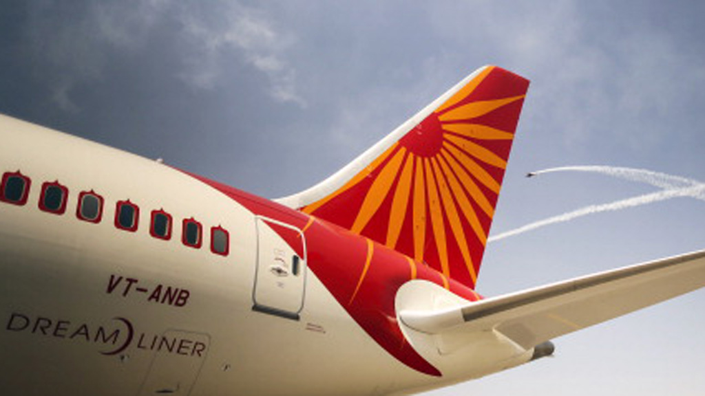 Indian plane engineer dies after being 'sucked into' engine