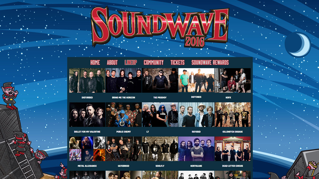 Soundwave fans angry over refund confusion after festival cancelled