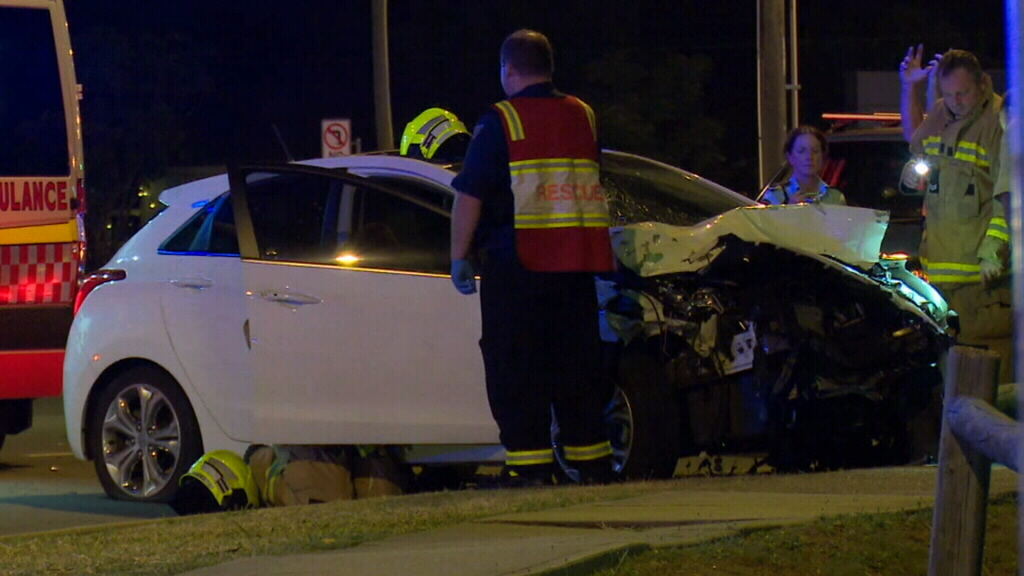 Man charged over fatal crash at Blacktown, in Sydney's west