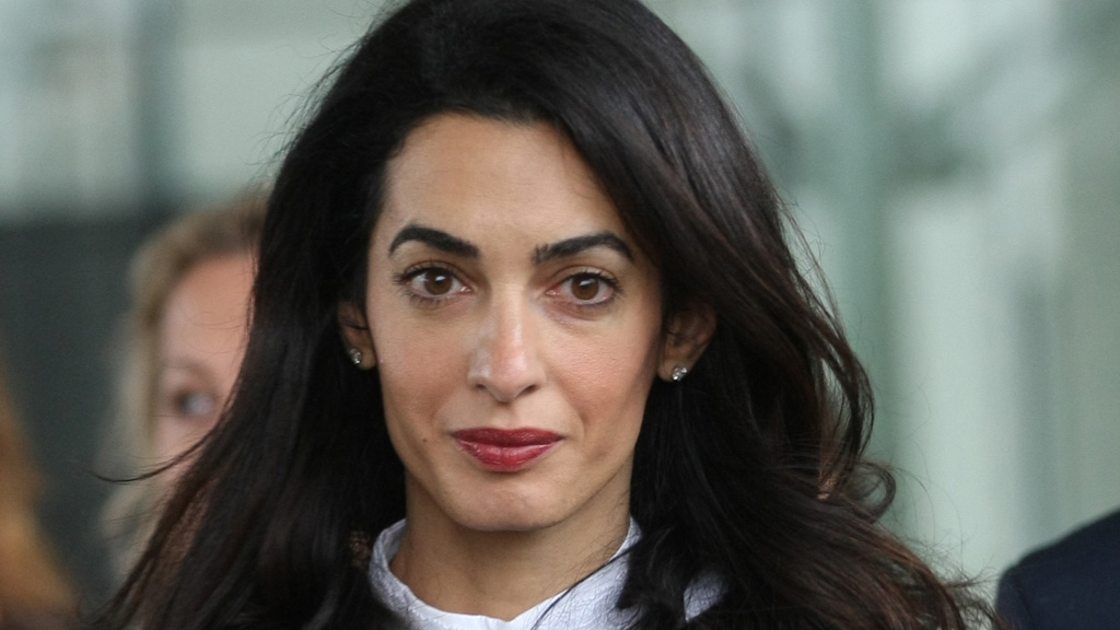 Amal Clooney to represent Islamic State slaves in International Criminal Court
