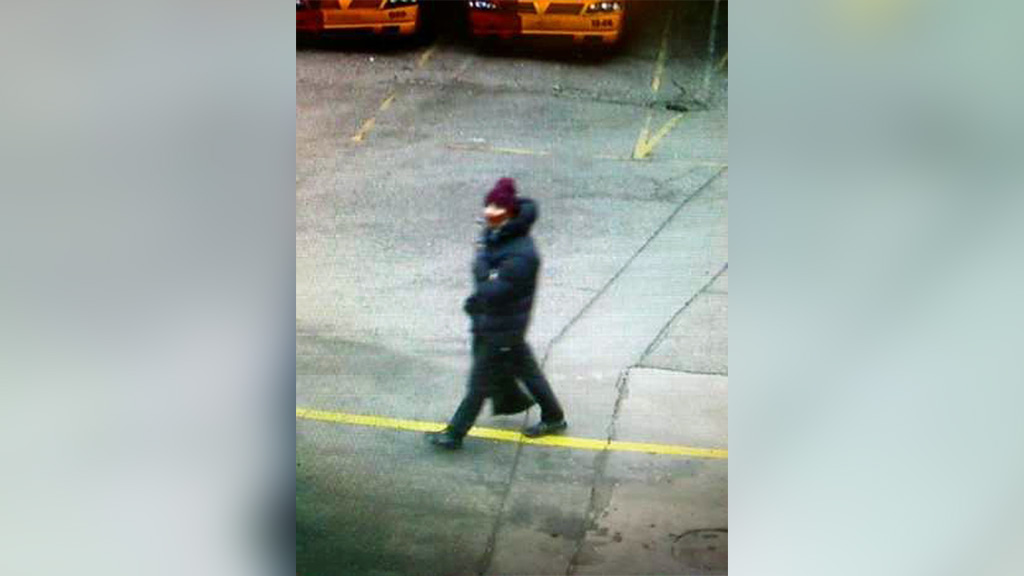 Police are searching for this man in connection with a shooting in Copenhagen. (AAP)