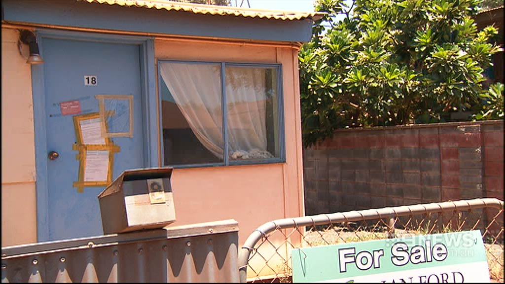 There are more than 400 homes available to rent in Port Hedland. (9NEWS)