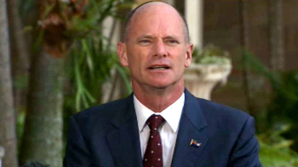 Campbell Newman challenged on electoral maths as punters predict he will lose his seat