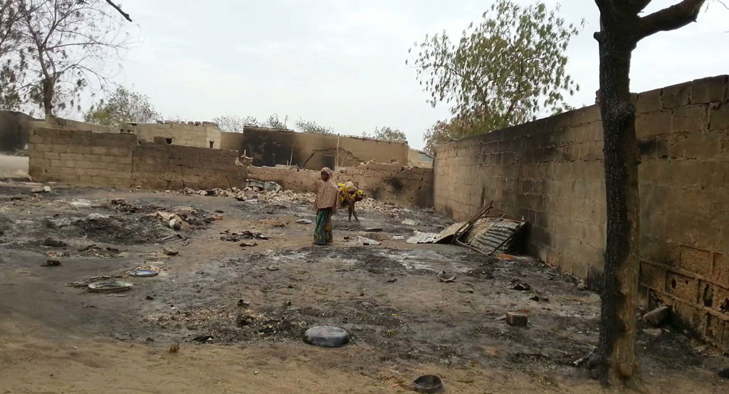 Boko Haram suspected after girl, 10, blows herself up in Nigeria