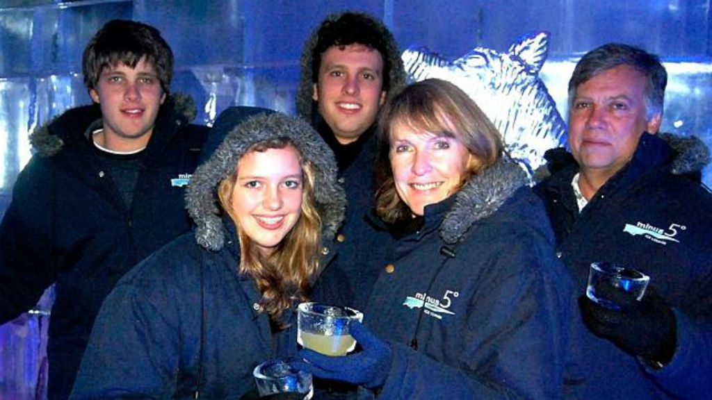 Martin van Breda, 55, his wife Theresa, 54, and son Rudi, 22, were found dead at their home. (Supplied)