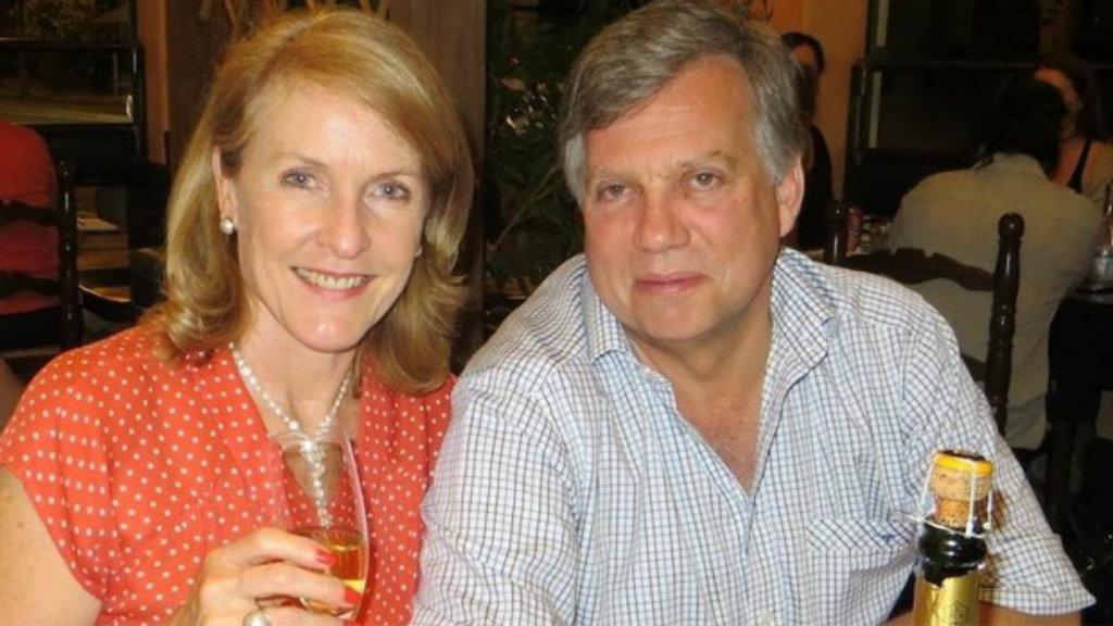 Martin and Teresa van Breda. (Facebook)