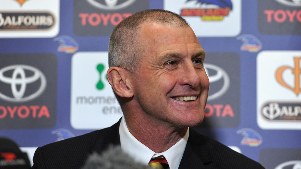 Phil Walsh was killed in his Adelaide home in July 2015.
