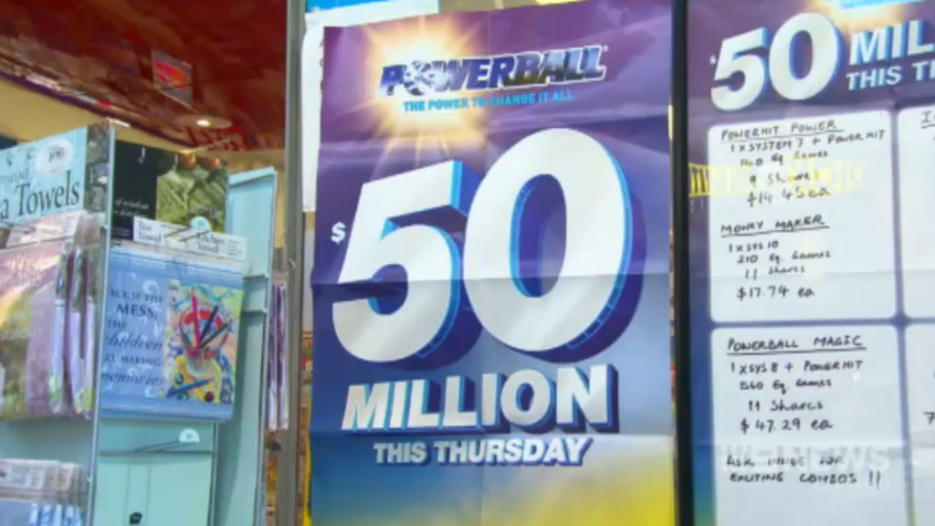 Australian Powerball and lotteries are dominated by the Tatts Group.