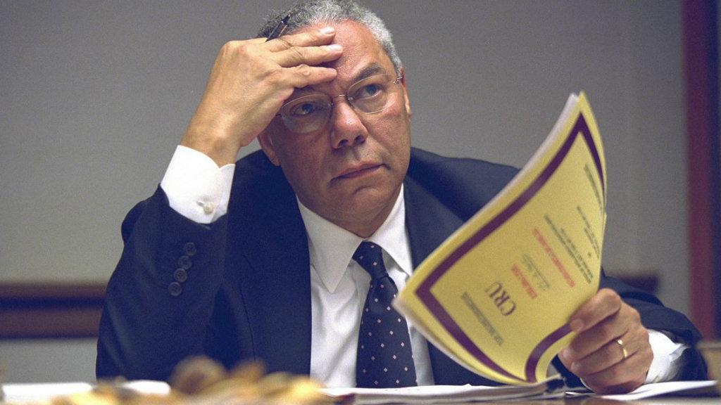 Republican Colin Powell will vote for Clinton