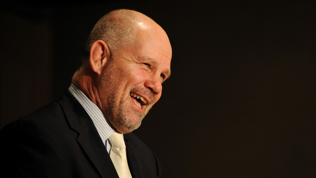 Peter FitzSimons is the current chair of the ARM.