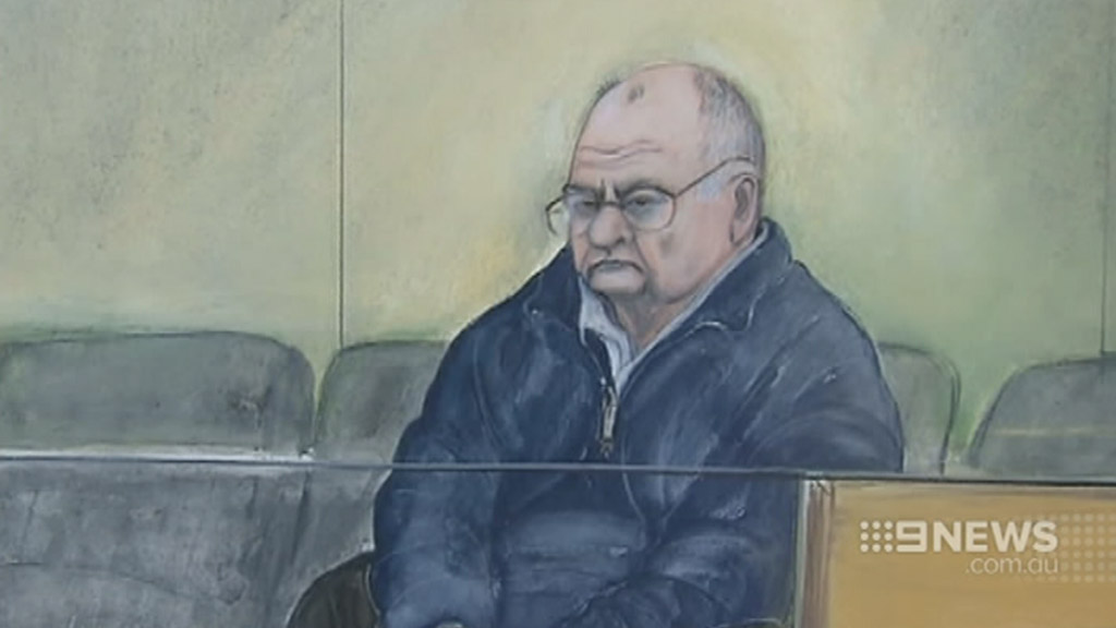 Man who raped Melbourne schoolgirl at knifepoint jailed for more than eight years