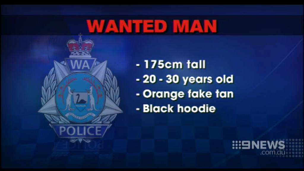 Police have called for public assistance to find the man.
