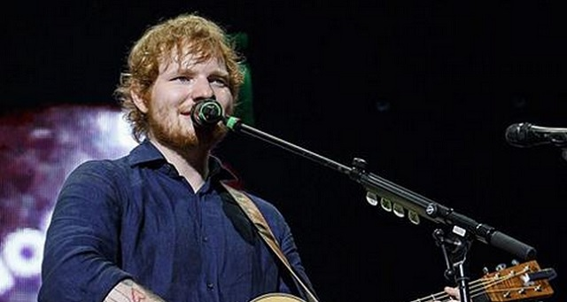 Ed Sheeran breaks Spotify records with new music