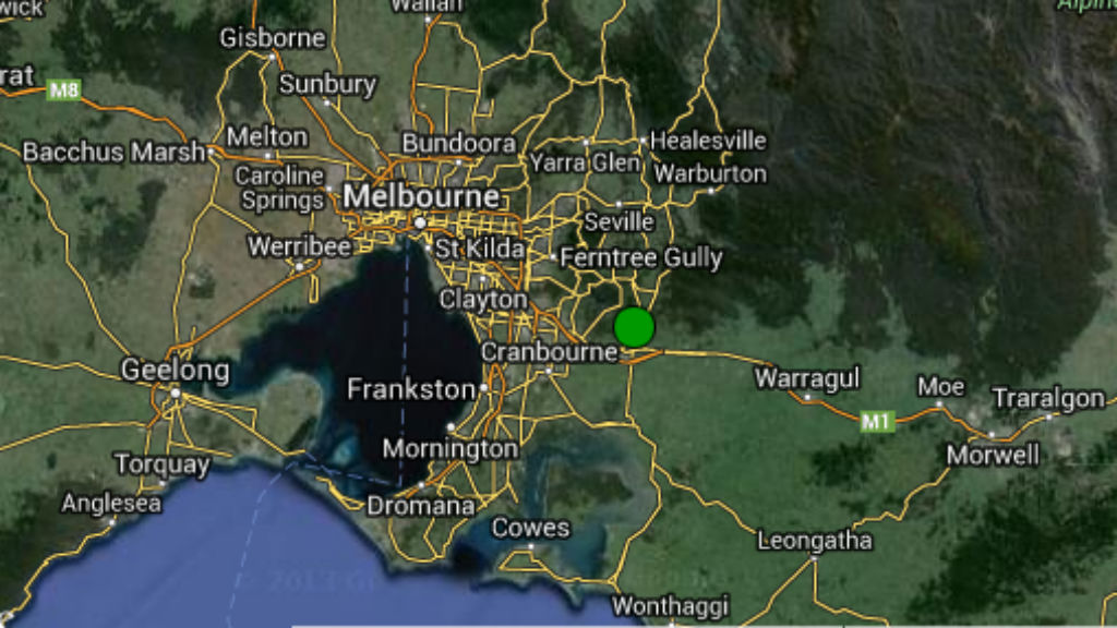 Melbourne residents shaken by 2.7 magnitude earthquake