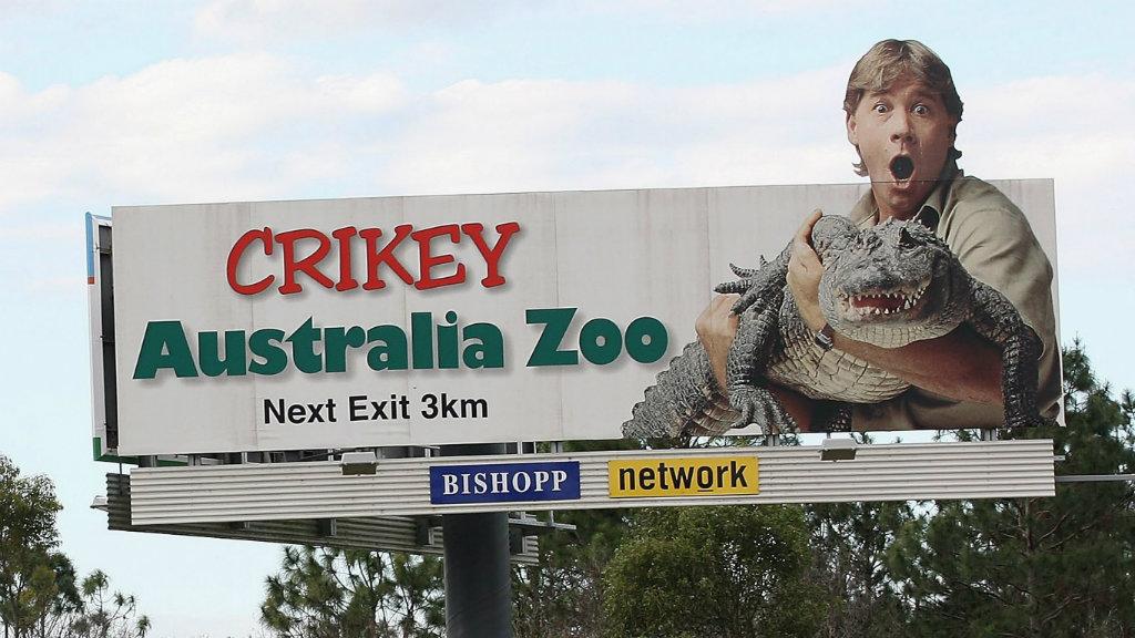 Australia Zoo. (Supplied)