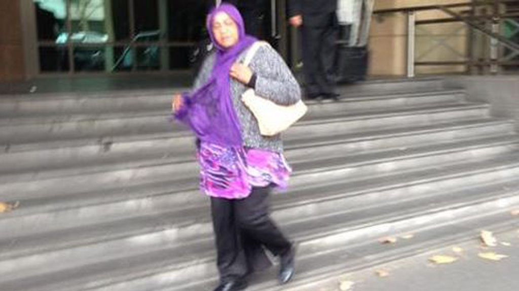 Melbourne woman charged with assaulting nine-year-old daughter with wooden spoon